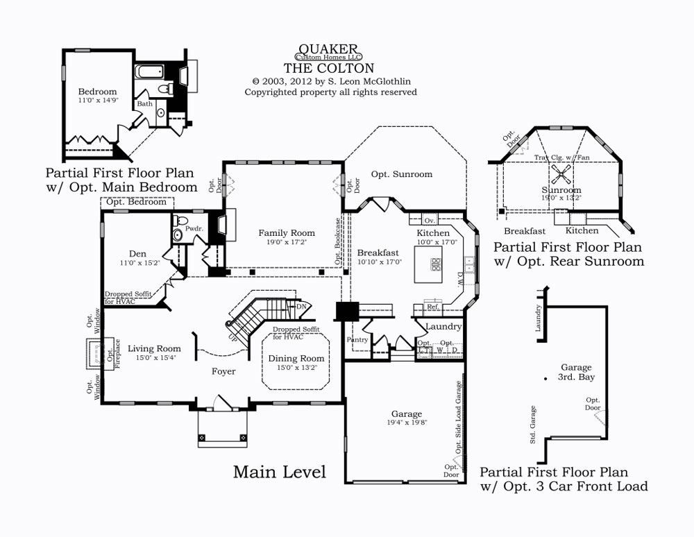 The Colton Quaker Custom Homes Llc